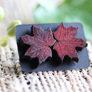 Red Maple leaf 1