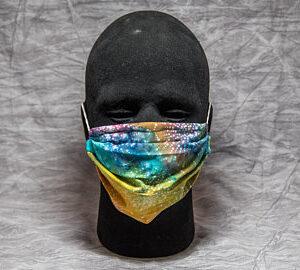 Mask 2 Tie Die